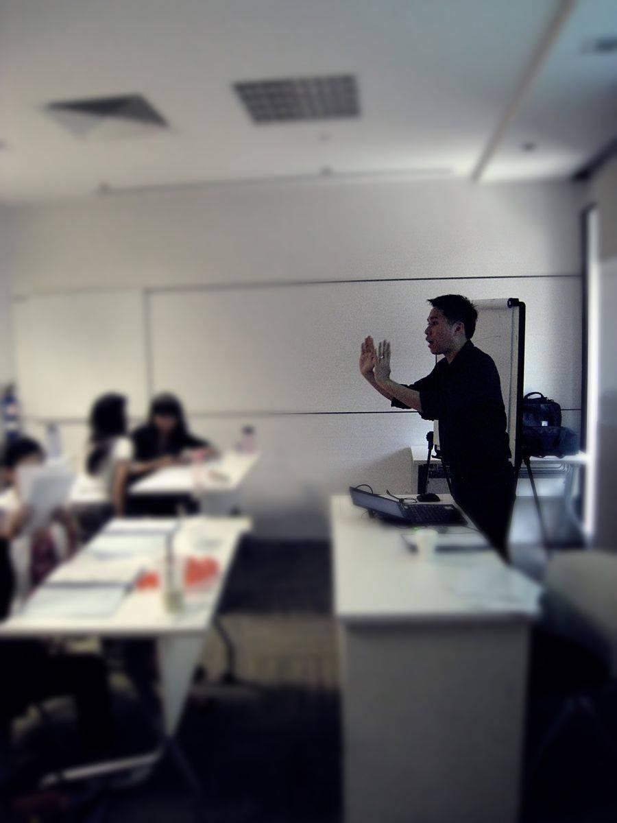CMFAS Training Class